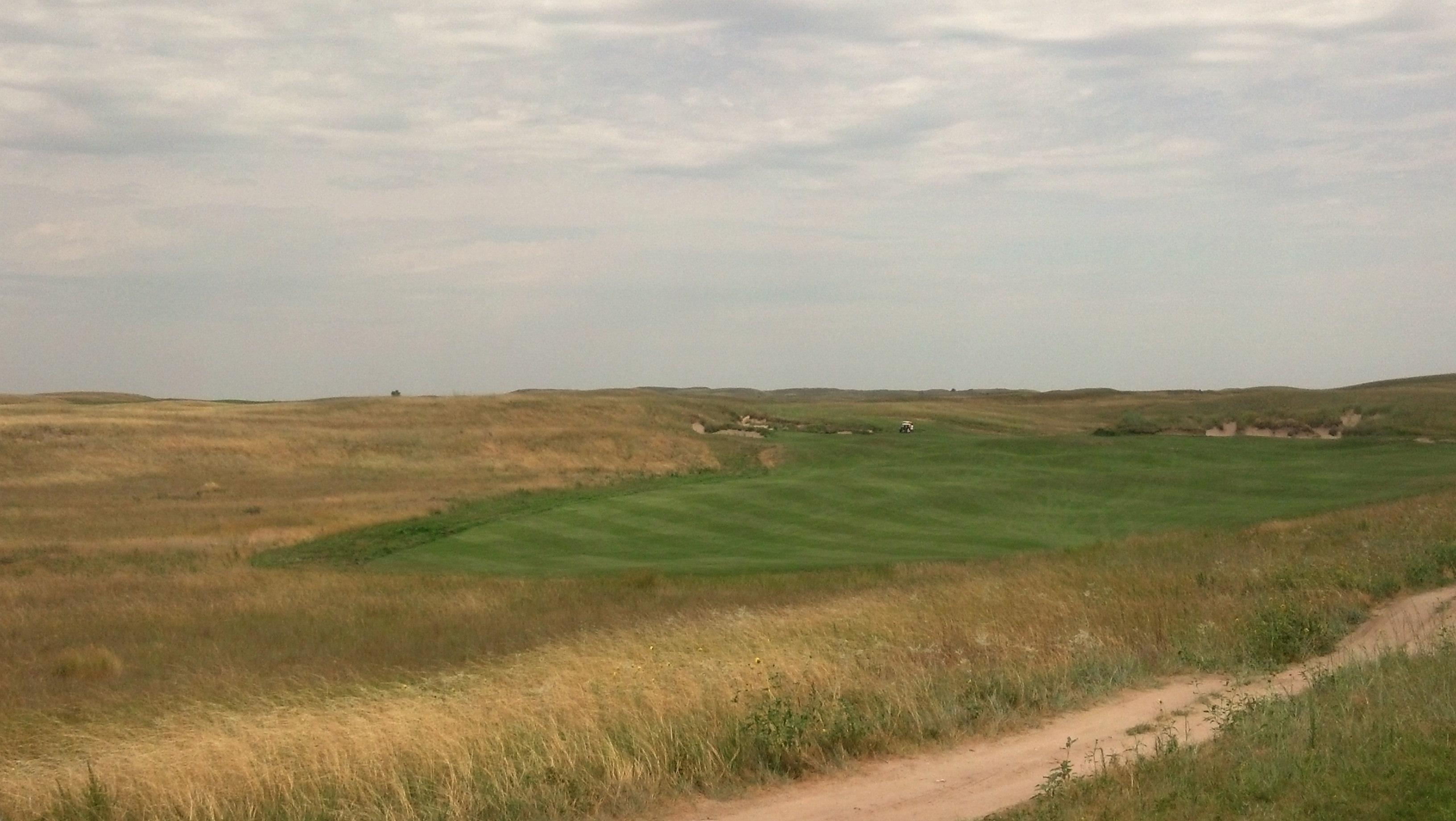 The Prairie Club Dunes Course Valentine NE On 080414