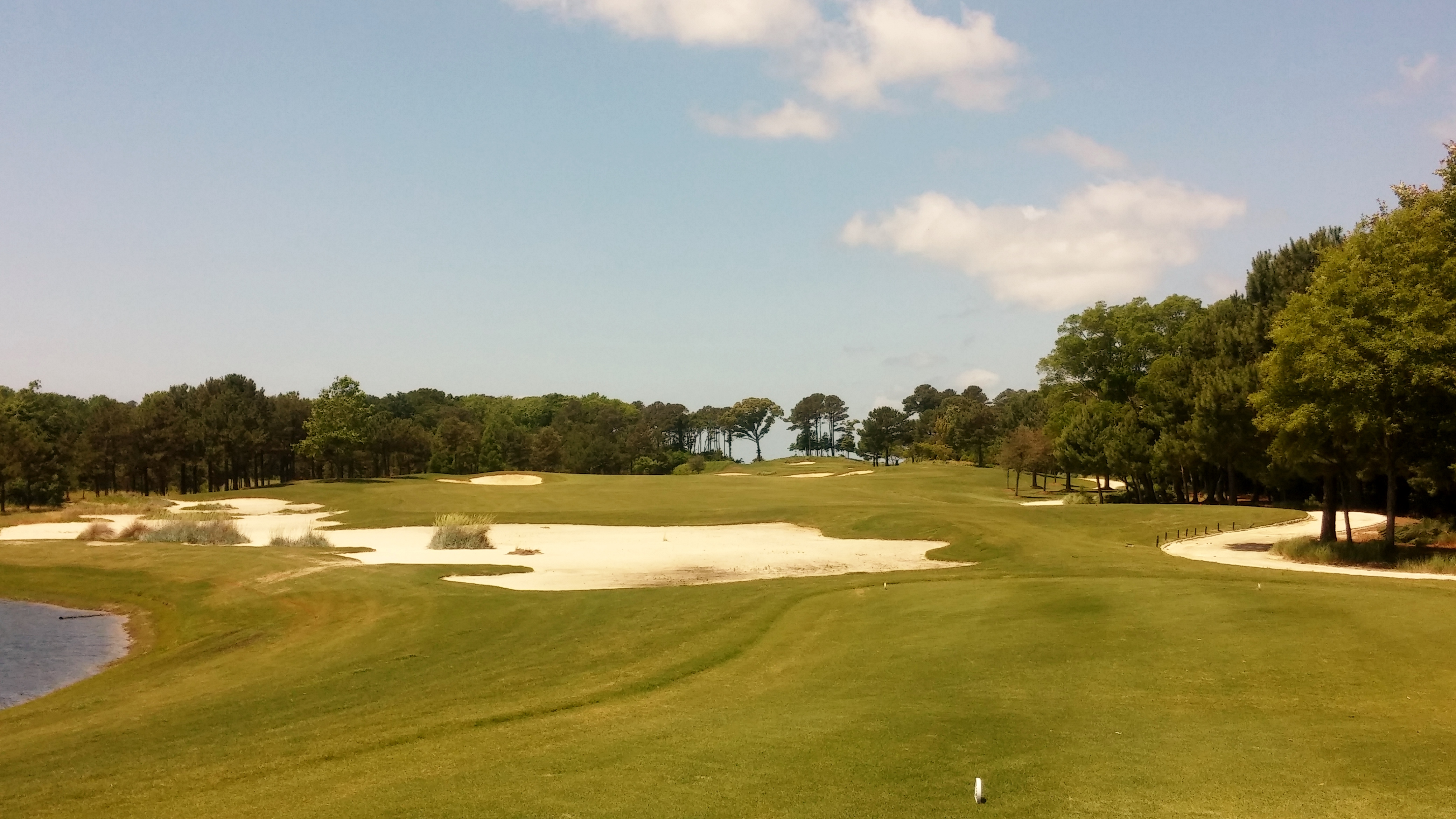 Bay Creek Golf Club Nicklaus Course Cape Charles Va On